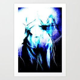 Dromedaris Collection: Nude #113 Art Print