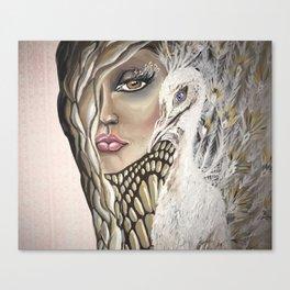 SHECOCK Canvas Print