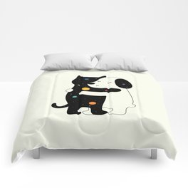 Universal Language Comforters