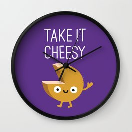 Gouda Bye Wall Clock