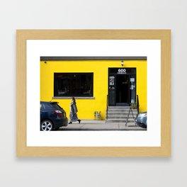 600 Framed Art Print