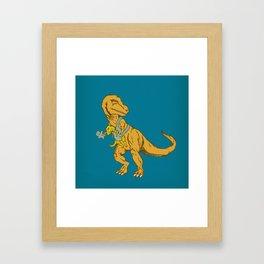 Dinosaur Jr. Framed Art Print
