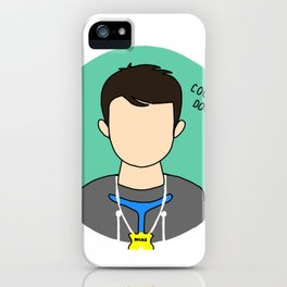 Jake Peralta iPhone Case