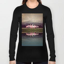 NEVER STOP EXPLORING VII Long Sleeve T-shirt