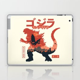 The King of Monsters vol.2 Laptop & iPad Skin