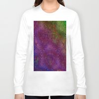 knight Long Sleeve T-shirts featuring Knight by RingWaveArt