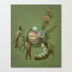It Fell From The Sky  Canvas Print