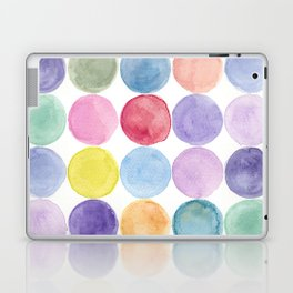 dotted and well organized Laptop & iPad Skin