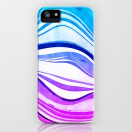 Melting Vivids, 2016 iPhone Case