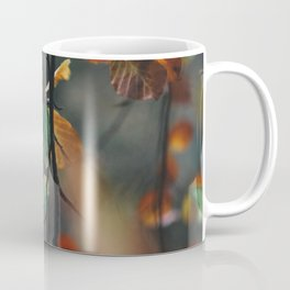 Falling Leaves III Coffee Mug