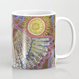 Soaring (Red-Tailed Hawk Painting) Coffee Mug