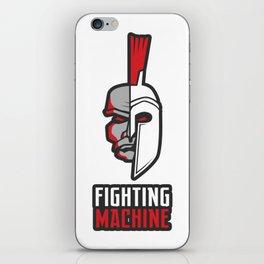 Fighting Machine iPhone Skin