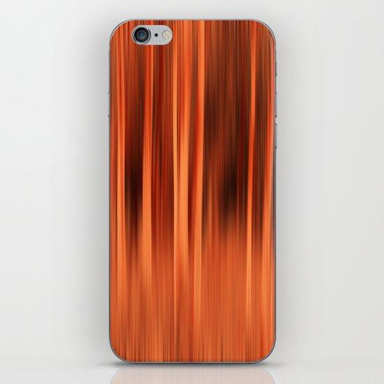 Fiery Forrest iPhone & iPod Skin