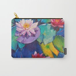 Water flowers Carry-All Pouch