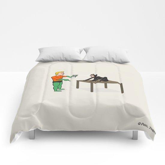 Cat Training Comforters