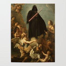 Savior   Darth Vader Poster