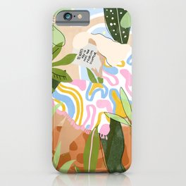 How to Make Your Problems Disappear iPhone Case
