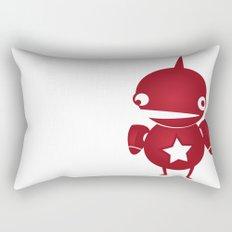 minima - slowbot 002 Rectangular Pillow