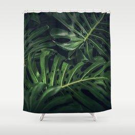 The Greener Green Shower Curtain