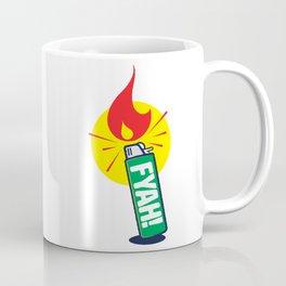 Fyah! Coffee Mug