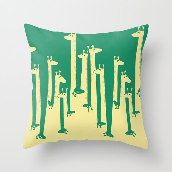 Such A Great Height Throw Pillow