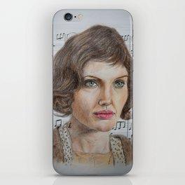 Angelina Jolie iPhone Skin