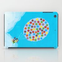 pixar iPad Cases featuring Up - Disney/Pixar by Justine Shih