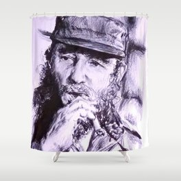 Castro Shower Curtain