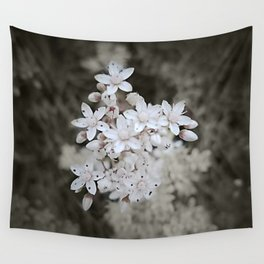 Wall Flower Wall Tapestry