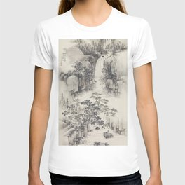 Landscape with Waterfall T-shirt