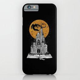 Fairytale Book iPhone Case