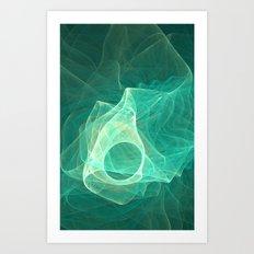 Pattern - 2 Art Print
