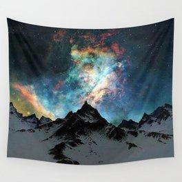 NORTHERN LIGHT ALASKA Wall Tapestry