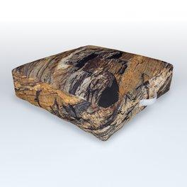 Rocky Mountain Texture Outdoor Floor Cushion