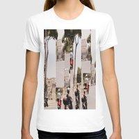 roman T-shirts featuring Roman Traffic by Eva Lesko