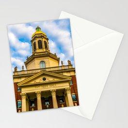 Baylor University Campus Pat Neff Hall Stationery Cards