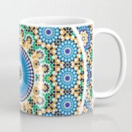 Moroccan Pattern Coffee Mug