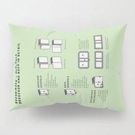 Buchbinden – Merkmale Broschur und Buch im Detail (in German) Pillow Sham