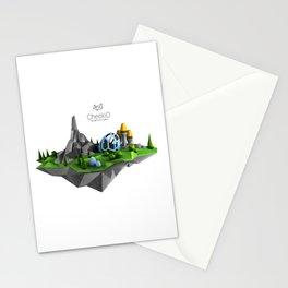 CheckiO island Stationery Cards