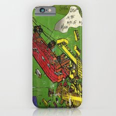 Super Lego Monorails in the Alps of My Mind iPhone 6s Slim Case