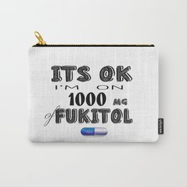 Fukitol Carry-All Pouch