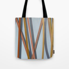 ribbon paper background yellow Tote Bag