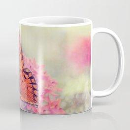 Quiet Butterfly Coffee Mug