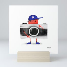 PJ Goss Mini Art Print