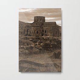 Legacy of Forefathers (Armenian Trip) Metal Print