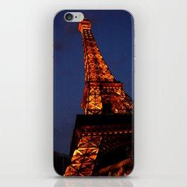 Las Vegas - Paris iPhone Skin