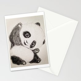 The Panda Princess Stationery Cards