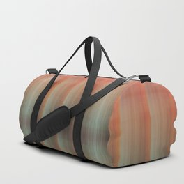 Abstract pattern pink and grey Duffle Bag