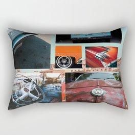 cars cars cars Rectangular Pillow