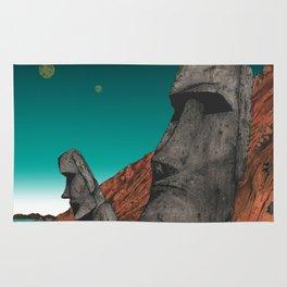 Easter Island 1 Rug